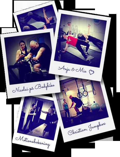 Personlig træning i København med personlig træner Anja Maxmiling i Personal Gym, Valby